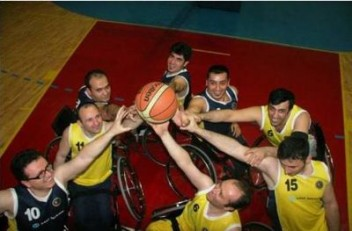 Nemesis was a sponsor of the Anatolian side of Disabled Sports Club